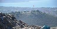 İznik'teki çöplükler yeşil alan oluyor