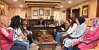 Şehzadeler'in tıbbı sekreterlik eğitimleri tamamlandı