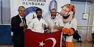 Yıldırımlı karateciden uluslararası başarı