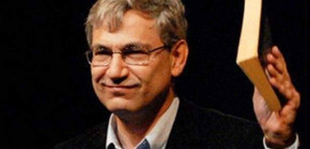 Orhan Pamuk son kitabını Pariste tanıttı