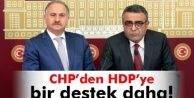 CHP'den HDP'ye bir destek daha !
