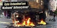 İşte İstanbul'daki 'kobani' Olaylarının Bilançocu
