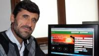 Antalyalı imam yerli sosyal paylaşım sitesi kurdu