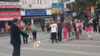 Vietnam'da Türk usulü çay şovu